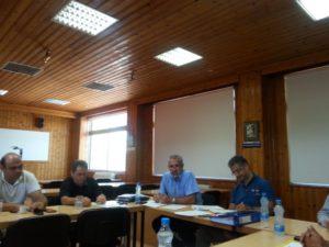 Συνεδρία με προέδρους κλαδικών επιτροπών 13 Ιουνίου 2016